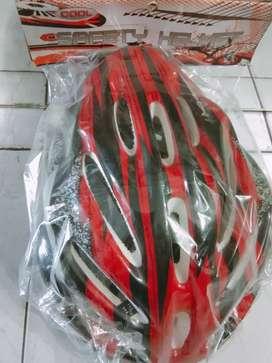 Helm sepeda(gowes)