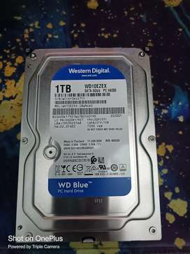 WD Hard drive 1TB