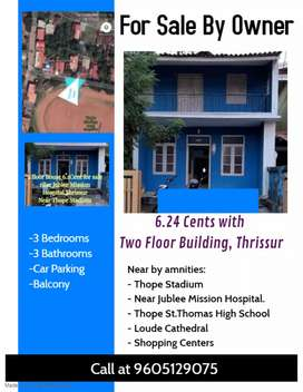 House for sale at thrissur town