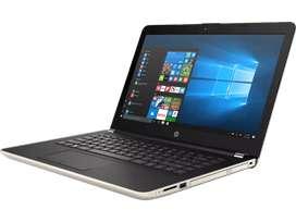 Kredit Laptop HP 14 CM0075AU R5 Dp 960rb Free printer