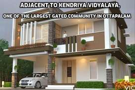 Easy EMI Option Booking Amount 1lakh only 3BHK villa for sale