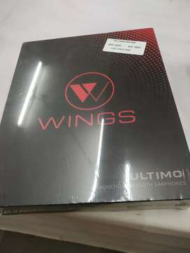 Brand New WINGS ULTIMO