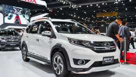 Honda BR-V i-VTEC S 2019 on easy installment.