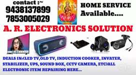 A.R. Electronics Solution