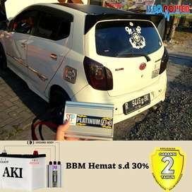 Mantap!!! Solusi Mobil yg boros BBM ,BOROS AKI Nih Pasang ISEO POWER
