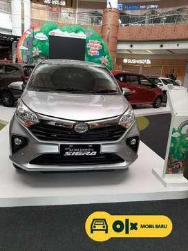 [Mobil Baru] Daihatsu Sigra DP MURAH 9JTAN