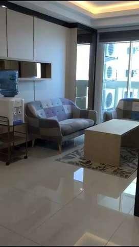 Di sewa kan Apartment Borneo Bay MEWAH tipe 2 bedroms view pantai