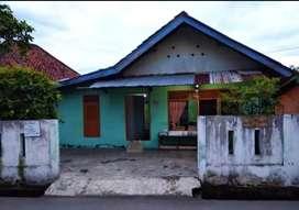 Jual rumah kampung murah