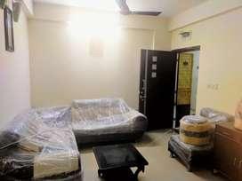 2BHK furnished apartment nr Nilambar circle &  Bansal Mall