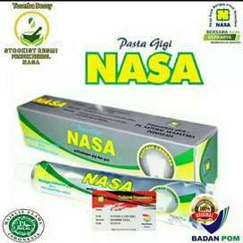 PASTA GIGI NASA Herbal Asli Original