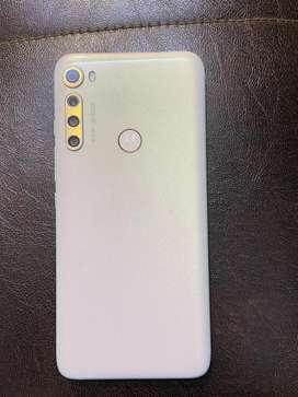 Motorola one fusion+ moonlight white 128gb (6gb ram)