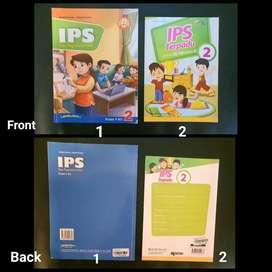 Buku IPS SD Kelas Dua Take all dua buku