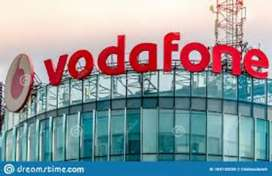 VODAFONE HIRING Freshers/Experience For Voice Process/Data Entry opert