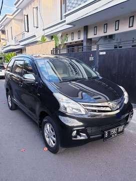 Avanza G 2015 pmk hitam manual mobil dari baru dipakai dibali murah