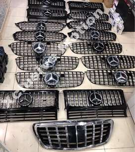 Mercedes Benz GTR style front grill
