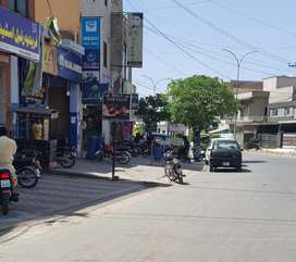 Ideal location shops available for rent In Pak Arab housing society