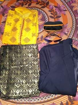 Blazzer, punjabi,west coat and fastrack sunglass