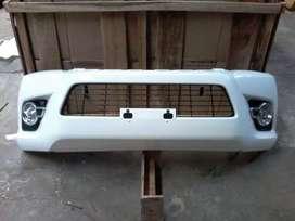 Bumper Depan Ori Toyota Hilux Revo 15-18 (copotan)