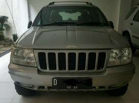 Jeep Cherokke Quadra Drive 4.7L Low Km
