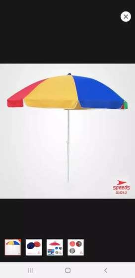 Payung gerobak, rombong, event, bazar, pantai, taman murah
