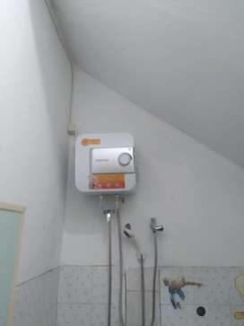 Water Heater Lisrik # Mandi Air Hangat Fit