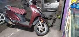 Honda Activa 125 disc