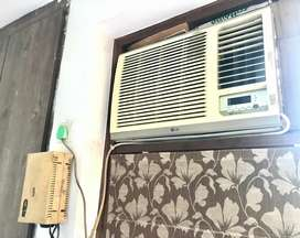 LG 1.5 tone Window AC