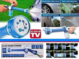 EZ Jet Water Canon - 8 In 1 Turbo Water Spray For Car Washing