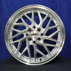 Velg Mobil Sigra Mobilio Yaris Avanza Brio Ring16 Pcd 4x100 & 4x114,3