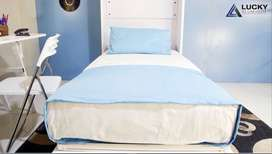 FOLDING BED SINGLE MATTRESS NOT INCLUDED