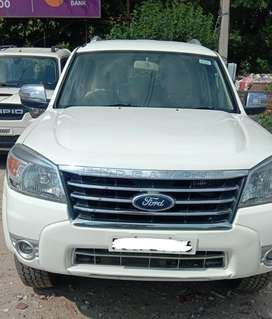 Ford Endeavour 3.0L 4X4 AT, 2010, Diesel