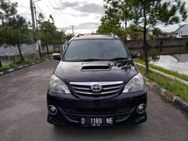 Avanza vvti type S 1,5 matic 2010 Anciaanng TOP