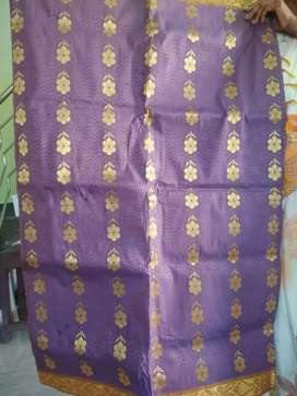 New silk saree
