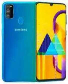 urgent  sell Samsung  m30s 6+128gb