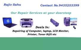 Computer Service at your doorsteep