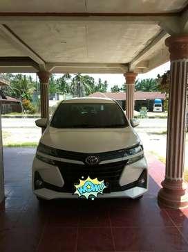Toyota Avanza type E tahun 2019