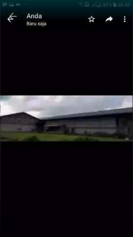 Gdg siap pakai disewakan di Mojokerto