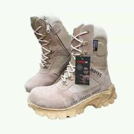 TACTICAL G7 SAFETY BOOTS 8 INC