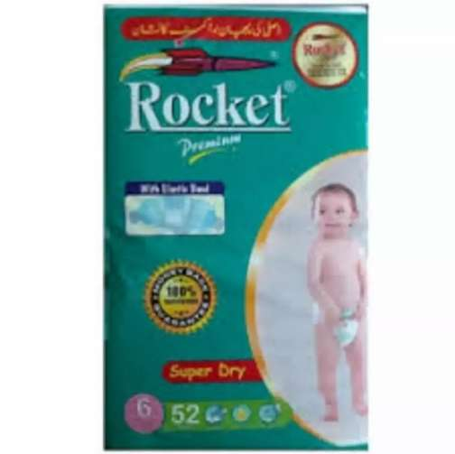 Rocket premium baby diapers