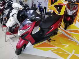 Honda Dio bs6 just pay 14999