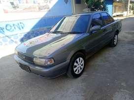 Nissan Sunny 1.3 Th 1998 Abu- Abu Metalik