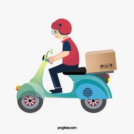 Required Delivery Boy in All Over Mumbai -Riders