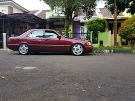Mercedes Benz C200 Good Condition Tahun 1995