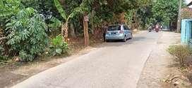 Tanah pinggir jalan di Pagedangan , Tangerang