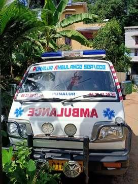 Maruthi omini ambulance