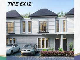 Rumah 2 Lantai Baru Gress Surabaya Barat Lokasi Premium Cicilan Ringan