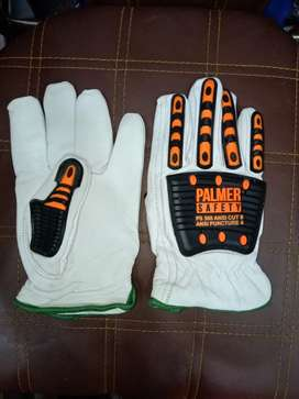Gloves anti cut or impact resistance
