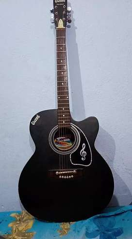 Givson semi acostic guitar