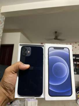 128GB Iphone 12 black in color indian just 1month old feb 2 2022 till