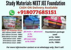 Neet jee foundation all coaching course available